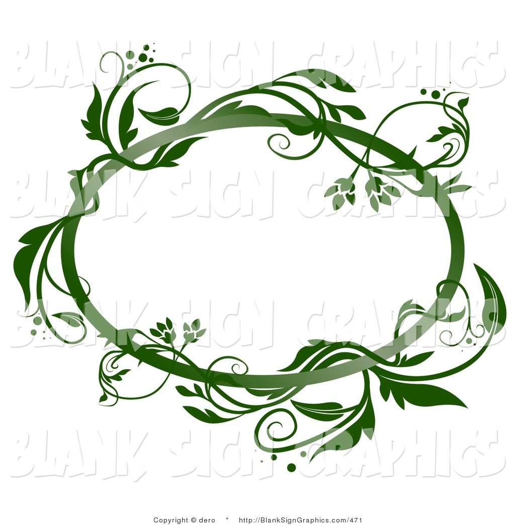 furthermore Ivy Leaf Border Clip Art furthermore Green Vines Clip Art ...