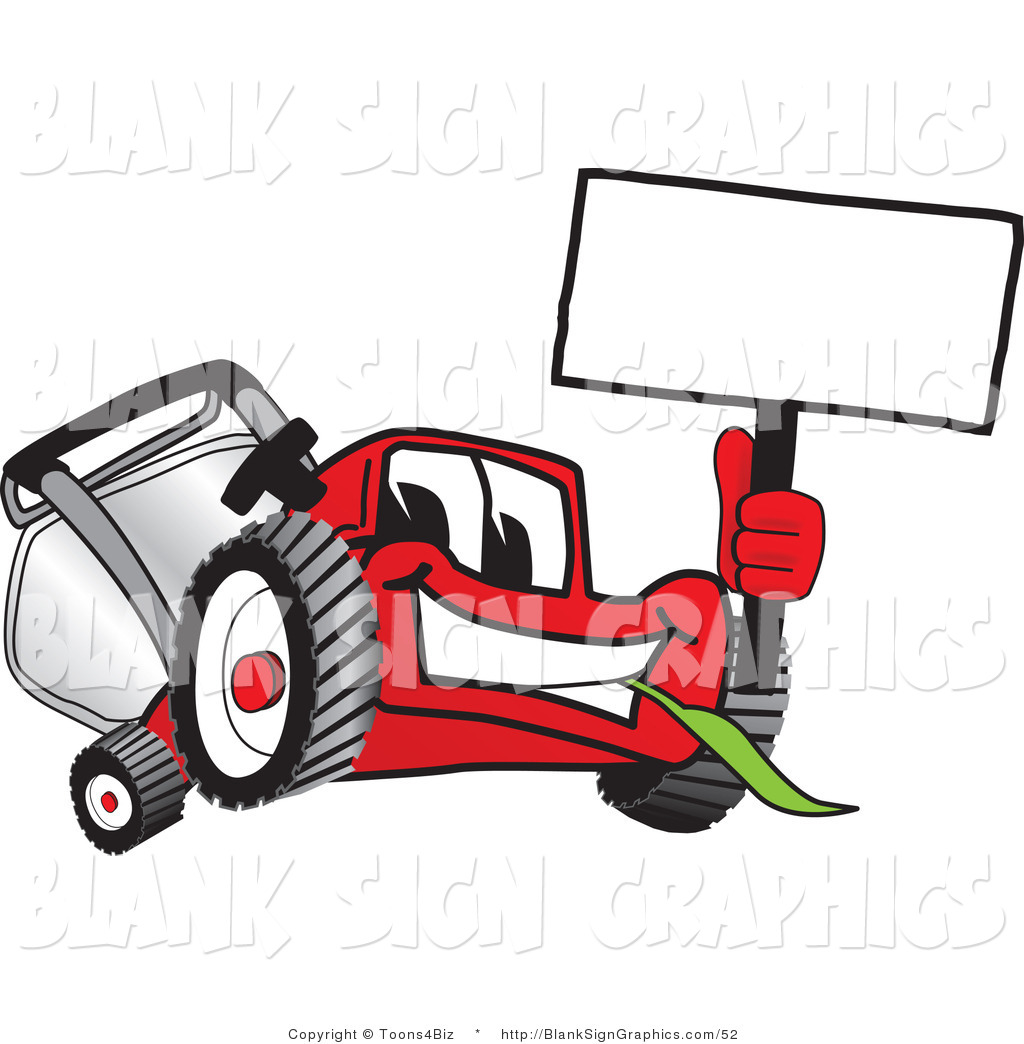 lawn mower vector - photo #30