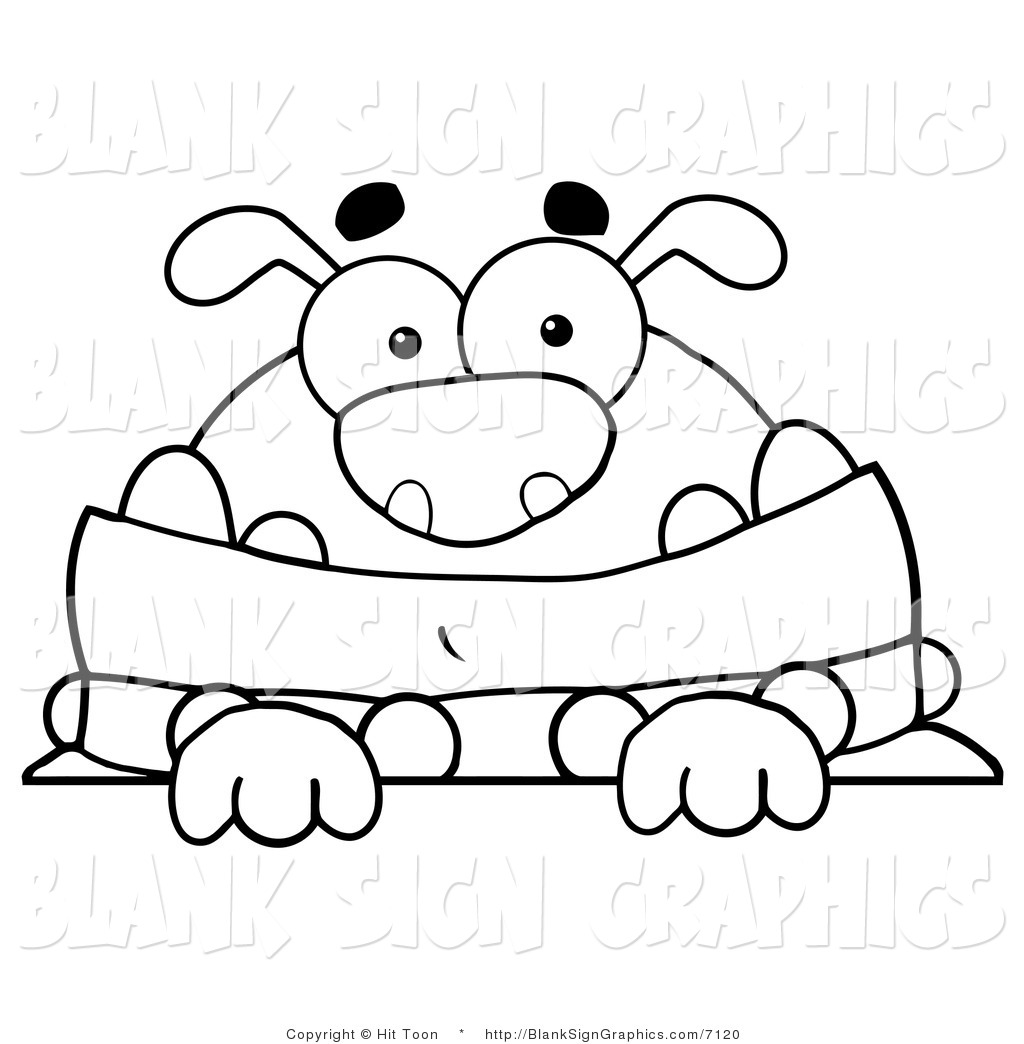 royalty free coloring sheet stock blank sign designs